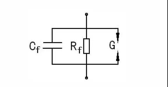 探测,诊断及测试方法理论知识            电缆故障点可用图2所示电路